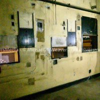 Grand Theater projection booth
