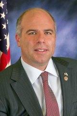 Illinois state Senator Sam McCann