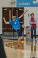 Dodgeball Raises Money and Enthusiasm for Jersey Dare Program