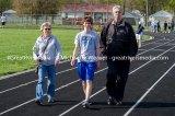 Jersey Track Senior Night