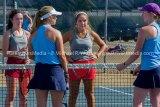 Panther Girls Tennis Loss To Alton