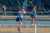 Jersey Girls Tennis Shuts Out Marquette