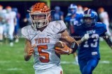 Tigers Improve With Win Against Wolves