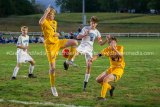 Panthers Explode on Soccer Field Against Civic Memorial