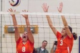 Greenfield Northwestern Volleyball Ends Season At Valmeyer Sectional