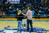 Lady Panthers Overrun Triad On Senior Night