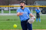 Jersey Softball Overcome By Triad Late In Game