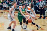 Southwestern 8th Grade Basketball Girls End Season At Hillsboro