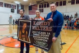 Greenfield's Kassidy Walters Ended Basketball Career With 1700 Points