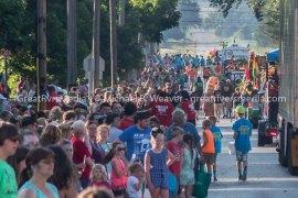 Jersey County Fair Parade Draws Thousands Despite The Heat