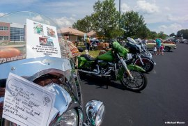 Jersey DARE Vehicle Show Brings 150 Entries To Jersey High School