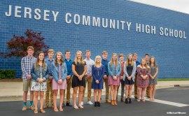 Jersey Homecoming Week Starts Oct. 1