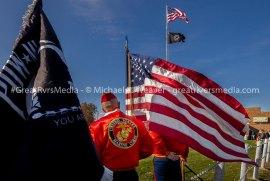 Jerseyville Legion Honors Veterans