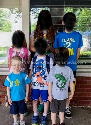 Children of Michael & Georgena Roberts