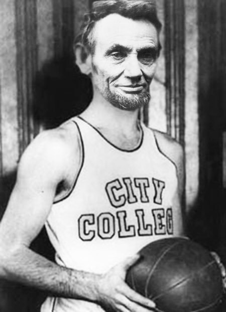 Abe Lincoln Alternative To NCAA Brackets