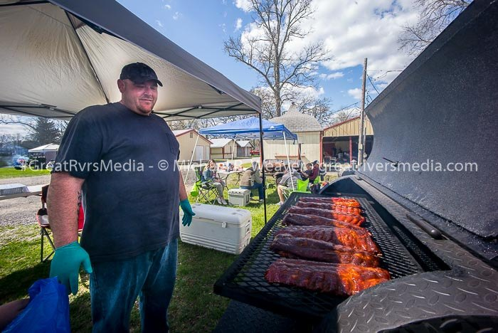Annual Brighton BBQ A Hit