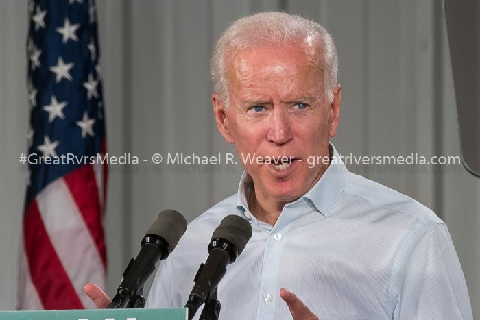 Must Read Transcript - Biden Stumps For Candidates