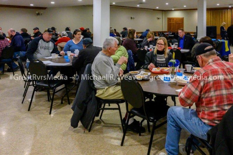 Jerseyville Rotary Chili Dinner Success Funds Programs
