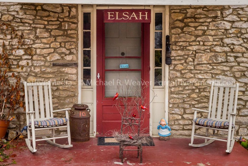 Home for the Holidays Elsah House Tour is this Saturday